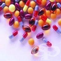 Препарати, действащи предимно на стомашночревния тракт, неуточнени МКБ Y53.9 - изображение