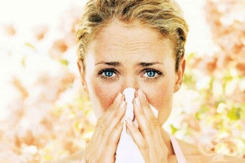 Алергия, неуточнена МКБ T78.4 - изображение