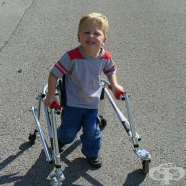 Атактична церебрална парализа МКБ G80.4 - изображение