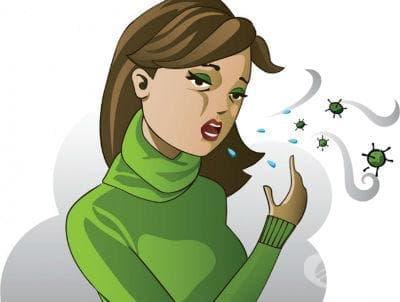 Медикаменти против кашлица МКБ Y55.3 - изображение