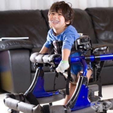 Детска церебрална парализа МКБ G80 - изображение