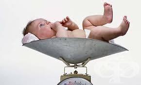 Други новородени с високо за гестационната възраст тегло МКБ P08.1 - изображение