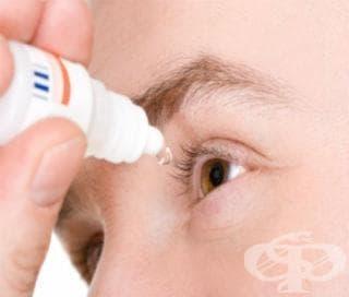 Лекарствени средства и препарати с приложение в офталмологията МКБ Y56.5 - изображение