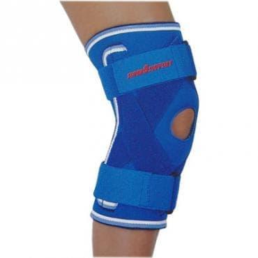 Травми на коляното и подбедрицата МКБ S80-S89 - изображение