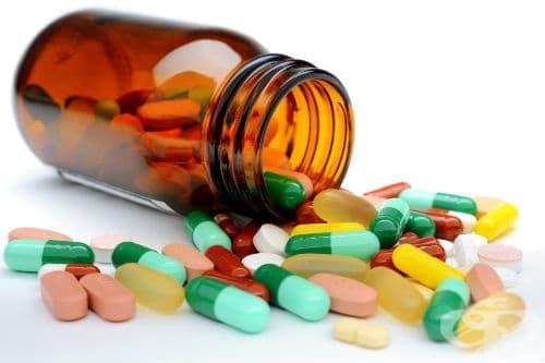 Други и неуточнени лекарствени средства, медикаменти и биологични вещества МКБ T50.9 - изображение