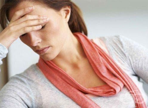 Менопауза и състояние на климакс при жени МКБ N95.1 - изображение