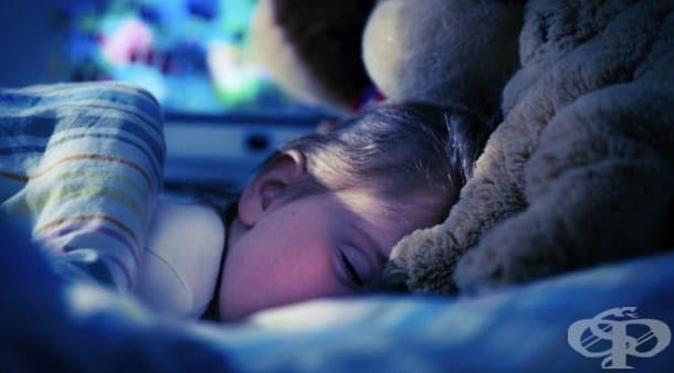 Нощни страхове МКБ F51.4 - изображение