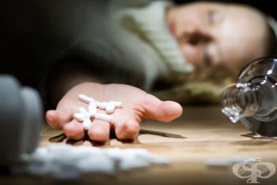Отравяне с психотропни лекарствени средства, некласифицирани другаде МКБ T43 - изображение