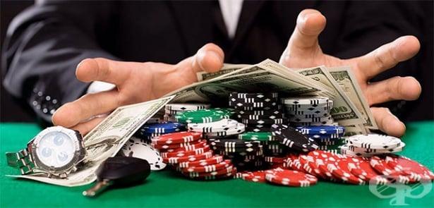 Патологично влечение към хазарт МКБ F63.0 - изображение