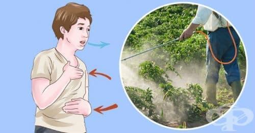 Последици от токсично въздействие  на вещества, предимно с нелекарствен произход МКБ T97 - изображение