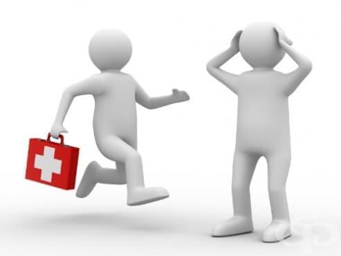 Последици от травми, отравяния и други въздействия на външни причини МКБ T90-T98 - изображение
