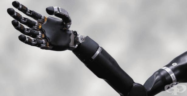 Проба и нагласяне на изкуствена ръка (цяла) (част) МКБ Z44.0 - изображение