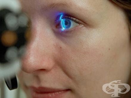 Първична глаукома с отворен ъгъл МКБ H40.1 - изображение