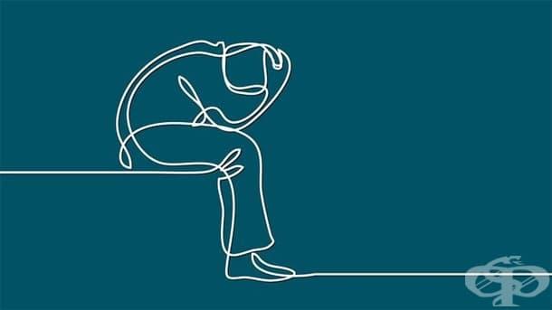 Рецидивиращо депресивно разстройство МКБ F33 - изображение
