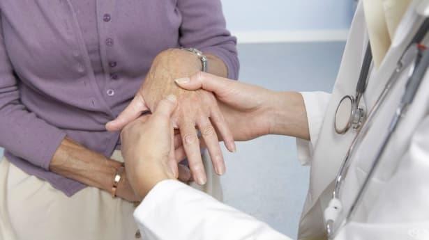 Пневмококов артрит и полиартрит МКБ M00.1 - изображение