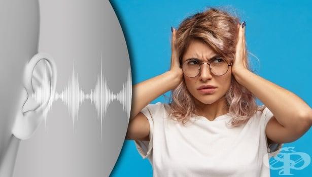 Шум в ушите (субективен) МКБ H93.1 - изображение