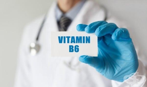 Синдром на мегадози витамин B6 МКБ E67.2 - изображение