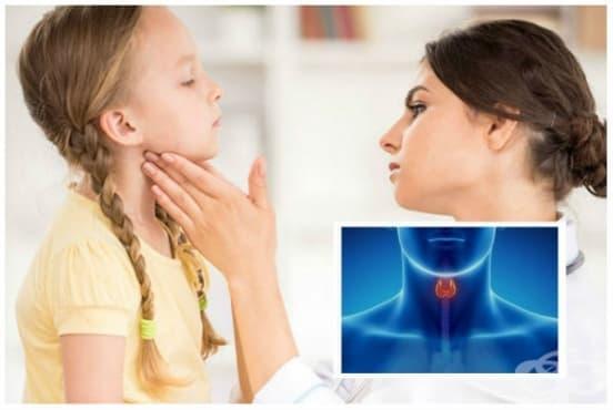Синдром на вроден йоден недоимък МКБ E00 - изображение