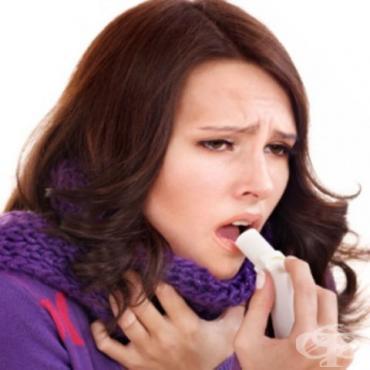 Смесена астма МКБ J45.8 - изображение