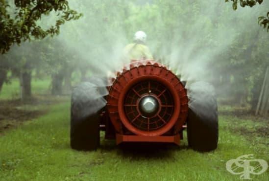 Токсично въздействие на пестициди МКБ T60 - изображение