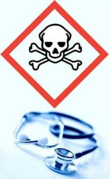 Токсичен ефект от други и неуточнени вещества МКБ T65 - изображение