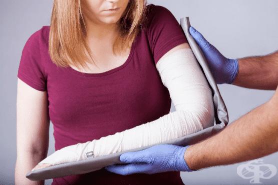 Последици от травми на горен крайник МКБ T92 - изображение