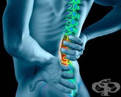 Увреждания на междупрешленните дискове в поясния и другите отдели на гръбначния стълб с миелопатия (G99.2*) МКБ M51.0 - изображение