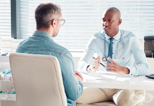 Увреждания на мъжките полови органи при болести, класифицирани другаде МКБ N51* - изображение