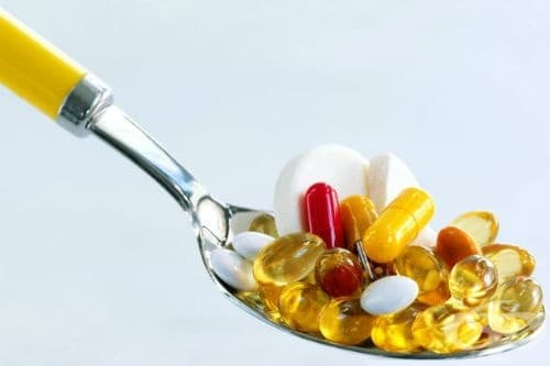 Витамини, некласифицирани другаде МКБ T45.2 - изображение