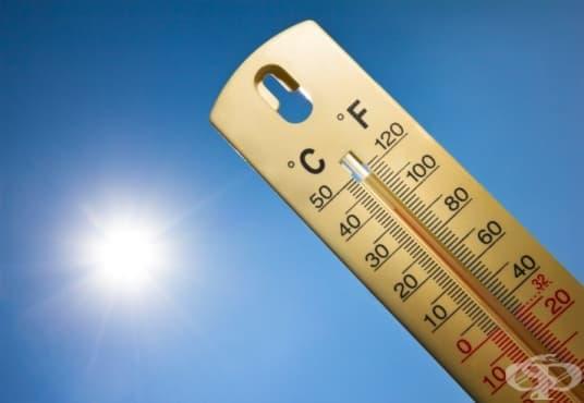 Вредно въздействие от топлина  и светлина МКБ T67 - изображение