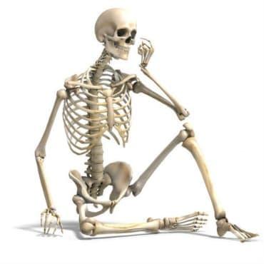 Вторично злокачествено новообразувание на кости и костен мозък МКБ C79.5 - изображение