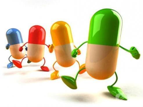Антибиотици със системно действие МКБ Y40 - изображение