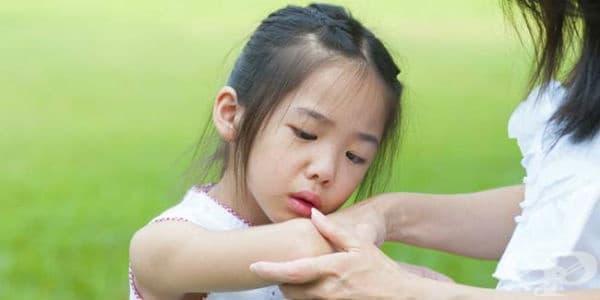 Юношески пауциартикуларен артрит МКБ M08.4 - изображение