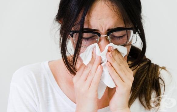 Алергичен ринит, неуточнен МКБ J30.4 - изображение