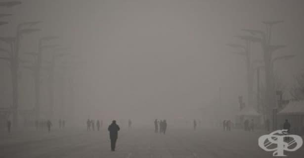 Китай забрани на регионалните метеорологични бюра да издават предупреждения за смог - изображение