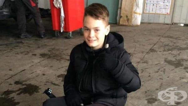 11-годишно момче се нуждае от помощ за животоспасяващо лечение - изображение