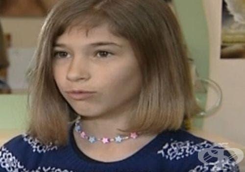 12-годишно момиченце 2 пъти дарява косите си за направа на перуки на онкоболни - изображение