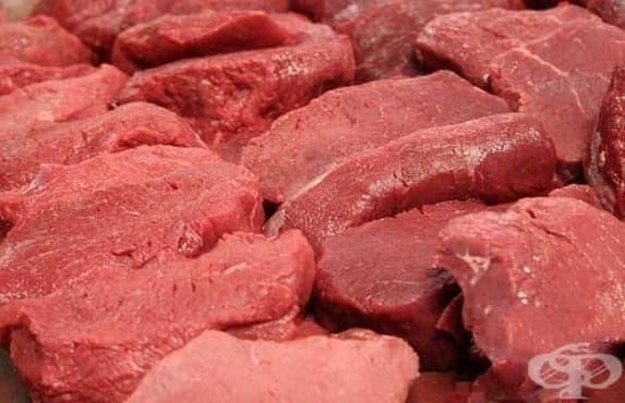 13 тона негодно месо в Хасково е спряно от продажби - изображение