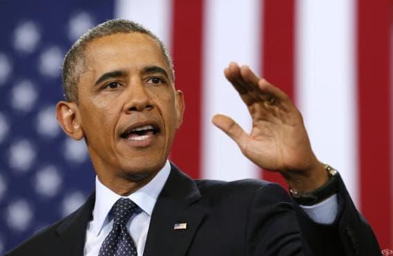 Барак Обама обяви климатичните промени за най-голямата заплаха - изображение