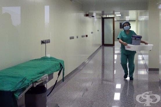 Нов модерен асансьор изграждат в болницата в Русе - изображение