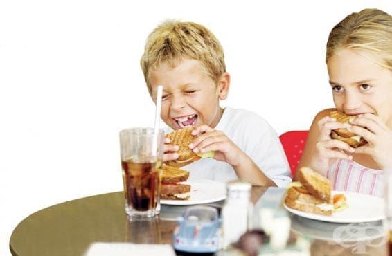 Повече от 40 милиона деца в света страдат от затлъстяване - изображение