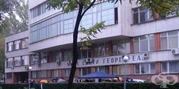 В УМБАЛ - Пловдив пришиха  отрязана от мантинела ръка на 47-годишен мъж - изображение