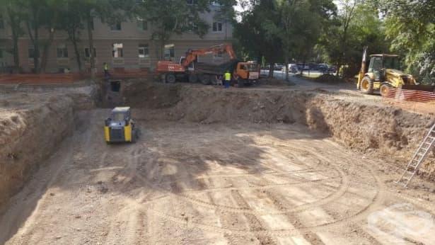 Стартира първият етап по изграждане на сграда за Кръвния център и Спешното отделение на МБАЛ - Сливен - изображение