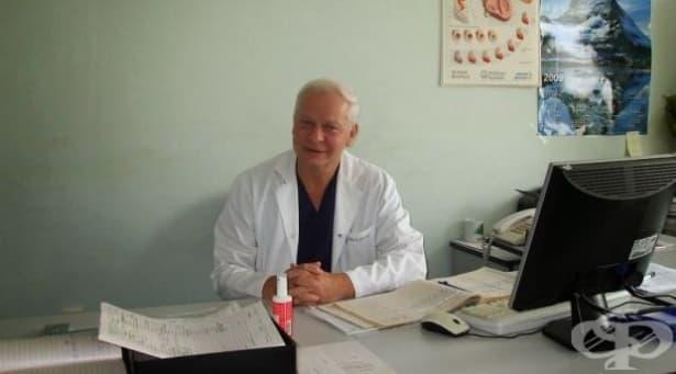 Доц. Божидар Финков ще подпише договор за сътрудничество с МБАЛ - Хасково - изображение