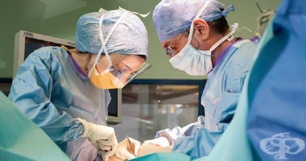 Специалисти от ВМА трансплантираха черен дроб на 23-годишен младеж - изображение