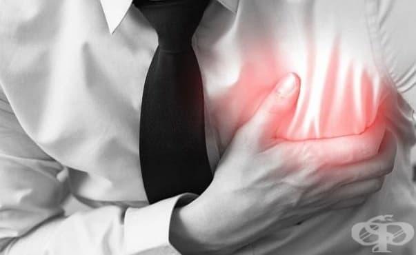 Разработиха тест, с който да диагностицират и предотвратят инфаркт - изображение