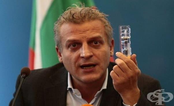 Повдигнаха обвинения срещу Петър Москов заради турските ваксини - изображение