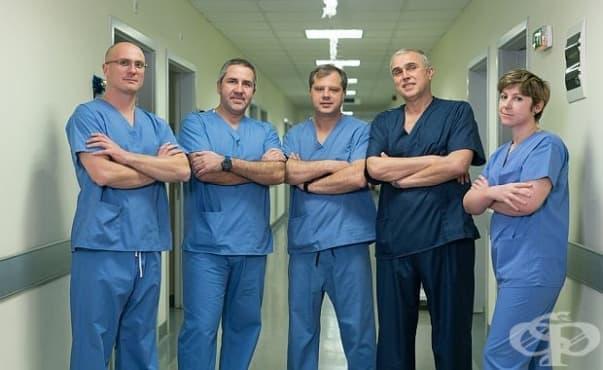 Във ВМА спасиха живота на мъж чрез чернодробна трансплантация - изображение