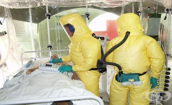 В Швеция са изолирали пациент заради съмнение за ебола - изображение