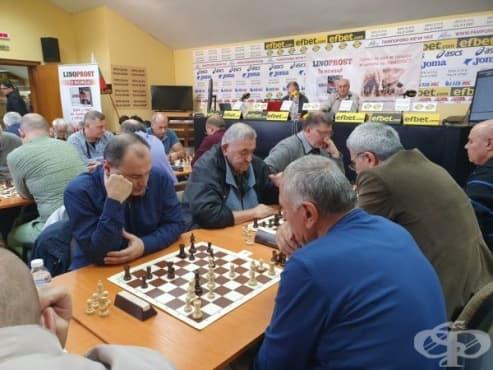 Турнирът по шах за купата на ЛИНОПРОСТ се превърна в най-успешния турнир за сеньори! - изображение
